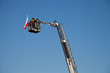 Fireman and women on Ladder Truck