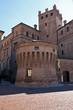 ������, ������: Carpi torri di palazzo Pio