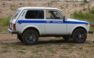 ''Police'' special vehicle