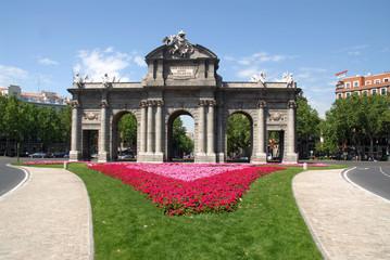 Madrid Piazza Indipendenza