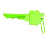 Grüner Schlüssel zur Immobilie