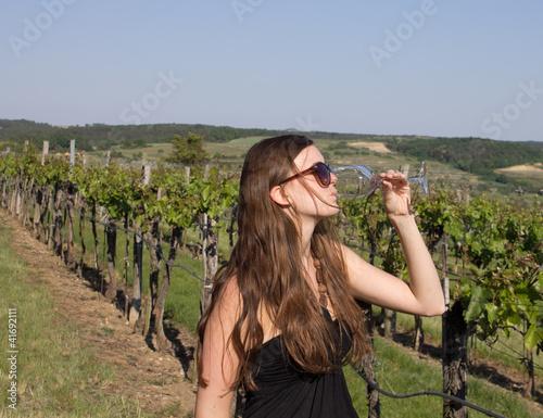 Wein Kostprobe
