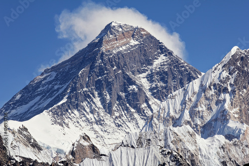 Fotobehang Nepal Mount Everest, Nepal