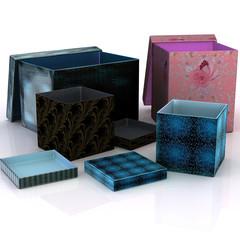Schachteln mit Deckel