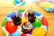 Birthday Cupcakes - 3