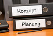 Konzept und Planung