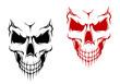 Smiling skull - 41704395