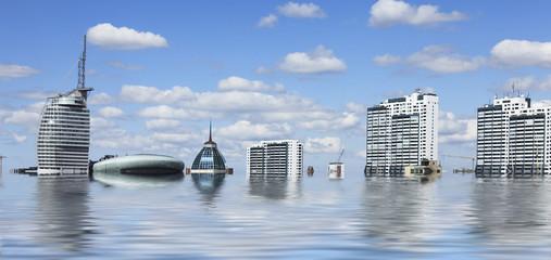 Folge des Klimawandels