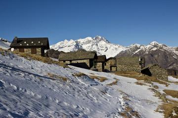 alpe pizzo - baite, in montagna