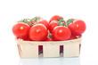 Petit panier de tomates