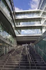 Bilbao modern building