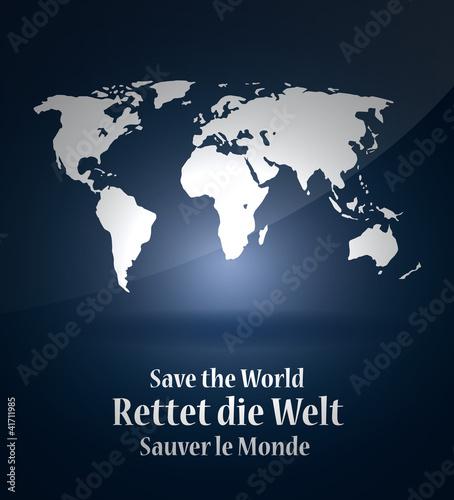 Rettet die Welt