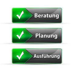 button set beratung planung ausführung