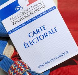 carte électorale,législatives,vote