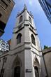 St Dunstan-in-the-East Church in London