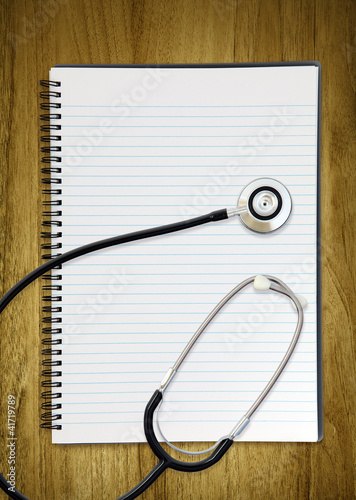 stethoscope notebook