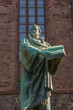 Statue of Martin Luther in downtown Berlin