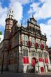 old town hall,Den Haag, Holland