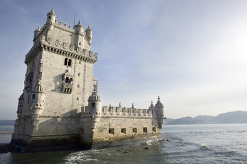 Tower of Belem, Lisboa, Portugal