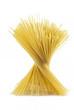 espaguetis en círculo, vertical