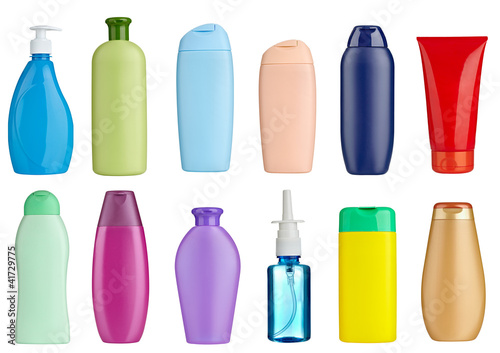 hygiene bottles