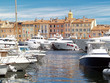 Yacht Harbor of St.Tropez, France