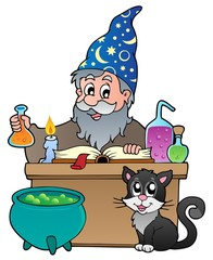 Alchemist theme image 1