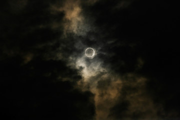 Annular Solar Eclipse 金環日食_001