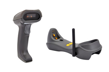 Wireless bar code reader