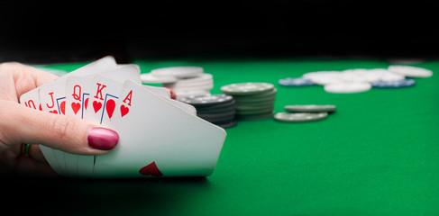 Poker Panoramica