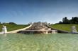 Belvedere Wien mit Wasserkaskade