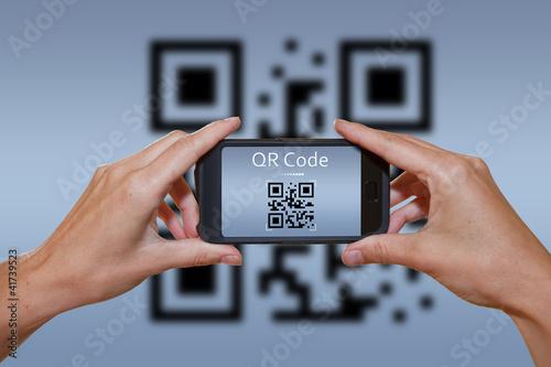 QR code, m-commerce