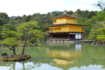 Kyoto - Golden Pavillion (Kinkaku ji)