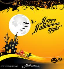 eps Vector image: Halloween