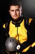 Handsome Parachutist