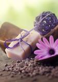 violet dayspa nature set poster