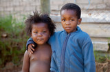Fototapety Two kids