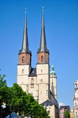 Halle/ Saale, Marktkirche