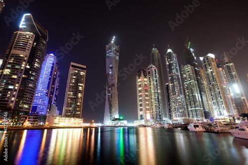 Fotobehang Dubai Marina #8