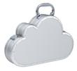 Cloud suitcase