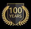 laurel wreath 100 year