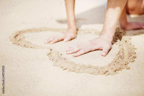 Fototapeten,anbeten,bali,strand,beide