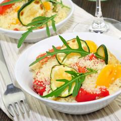 Couscous , Salat