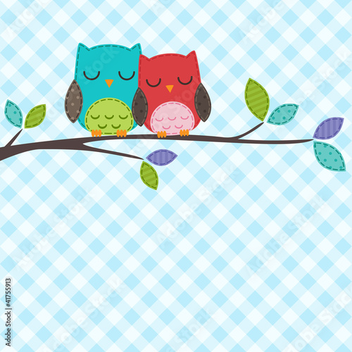 couple of owls