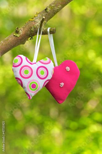 Alles Liebe, verliebt, zwei Herzen, gemeinsam abhängen