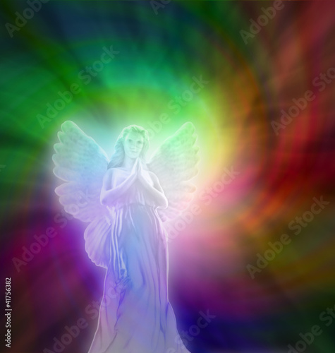 Angel of Divine Love