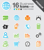 Office, Business and Finance premium icons (set 1)