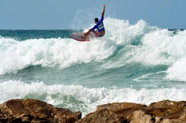 Sea Sport - Wave Surfing