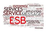 ESB - Enterprise Service Bus poster