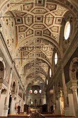 San Benedetto Po, navata